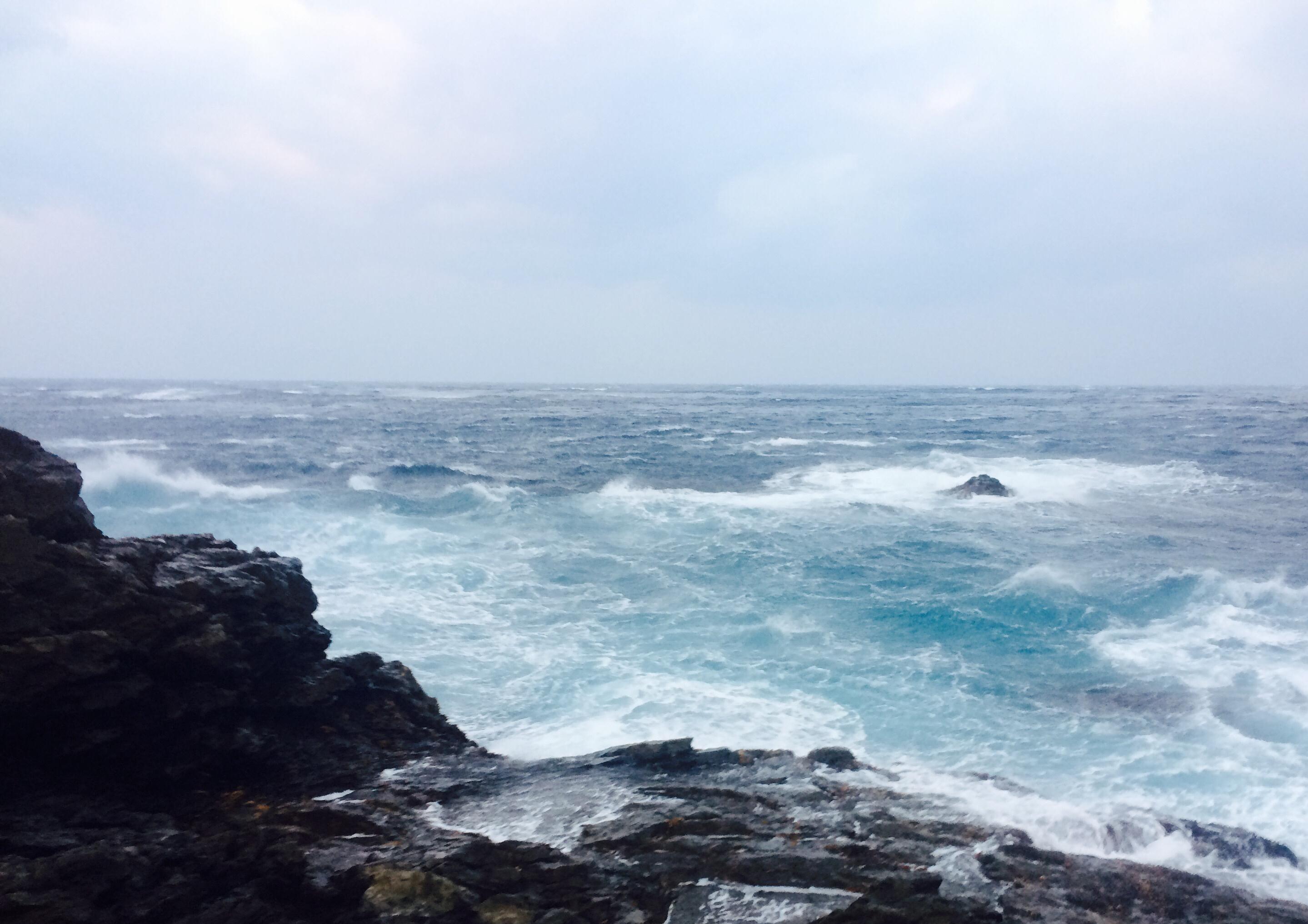 ①海の写真