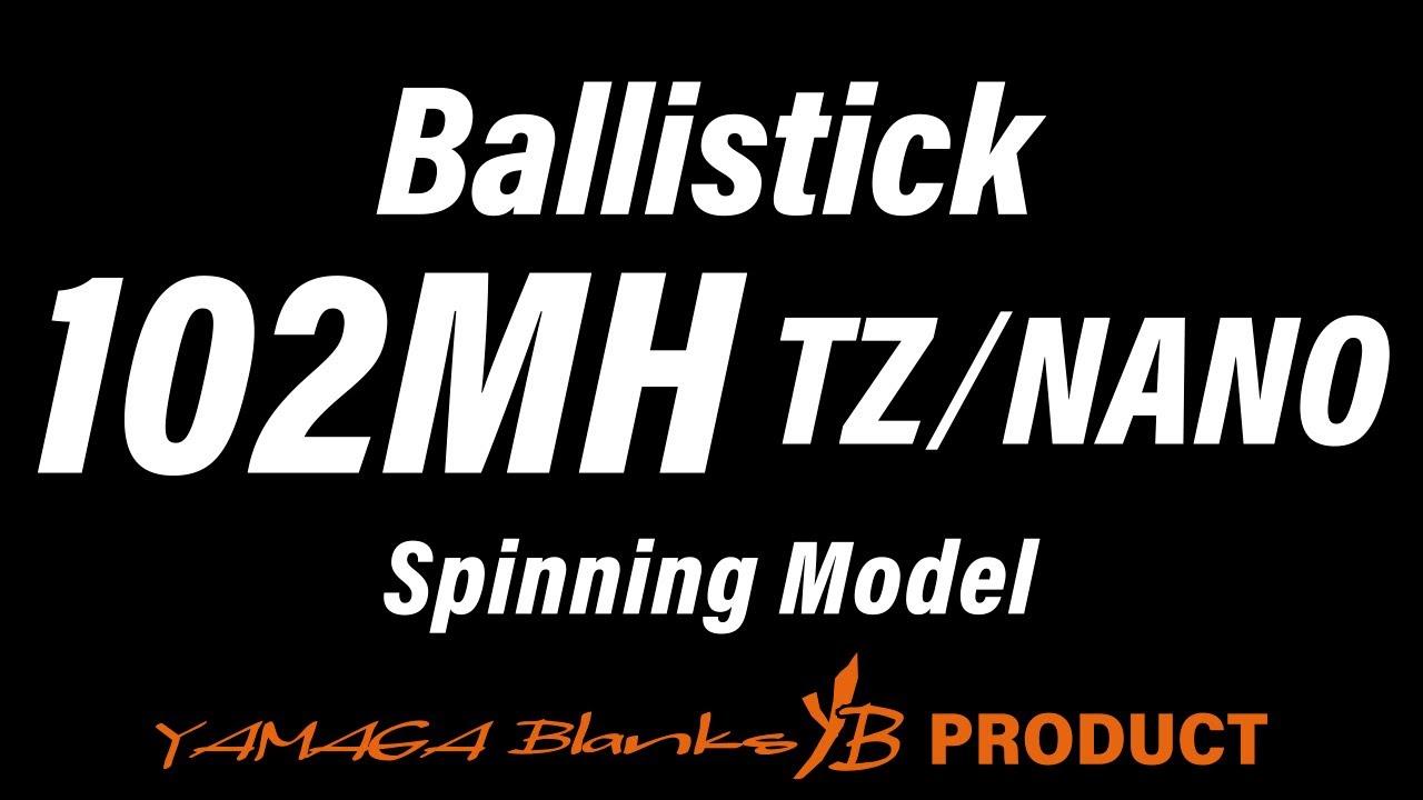 Ballistick 102MH TZ/NANO