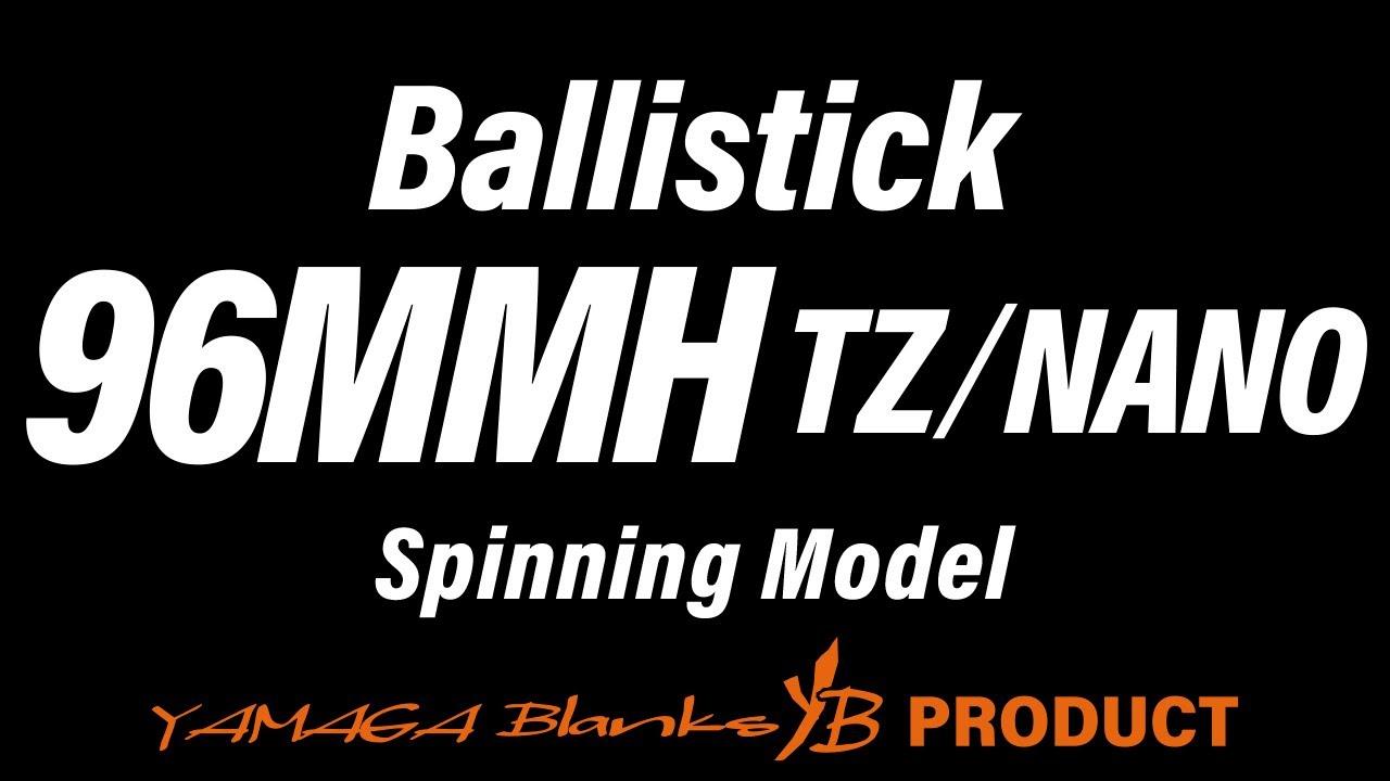 Ballistick 96MMH TZ/NANO