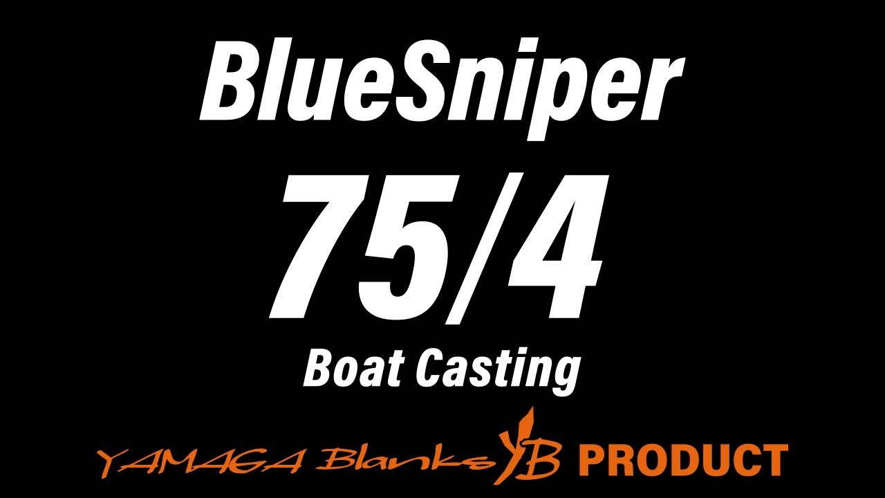 BlueSniper 75/4